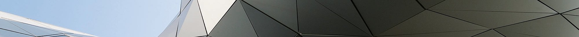 FAÇADE FASCINATION WITH THE ORIGINAL ALUMINIUM COMPOSITE MATERIAL